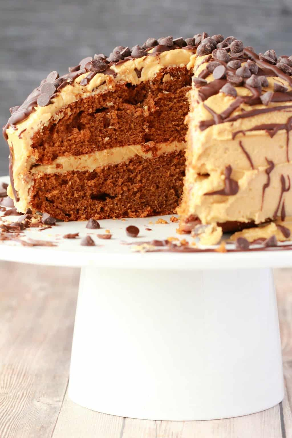 Kahlua Cake Recipe