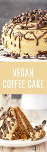 Vegan Coffee Cake