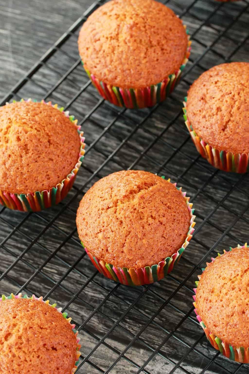 Making Vegan Peppermint Cupcakes #vegan #lovingitvegan #cupcakes #dairyfree #dessert
