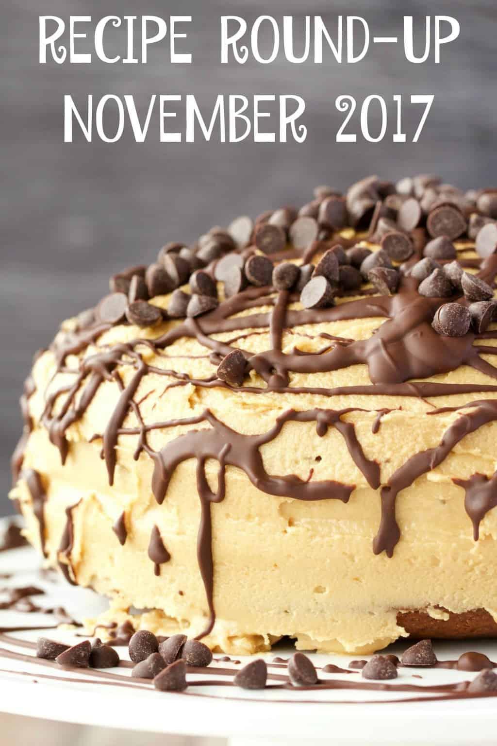 Recipe Round Up November 2017