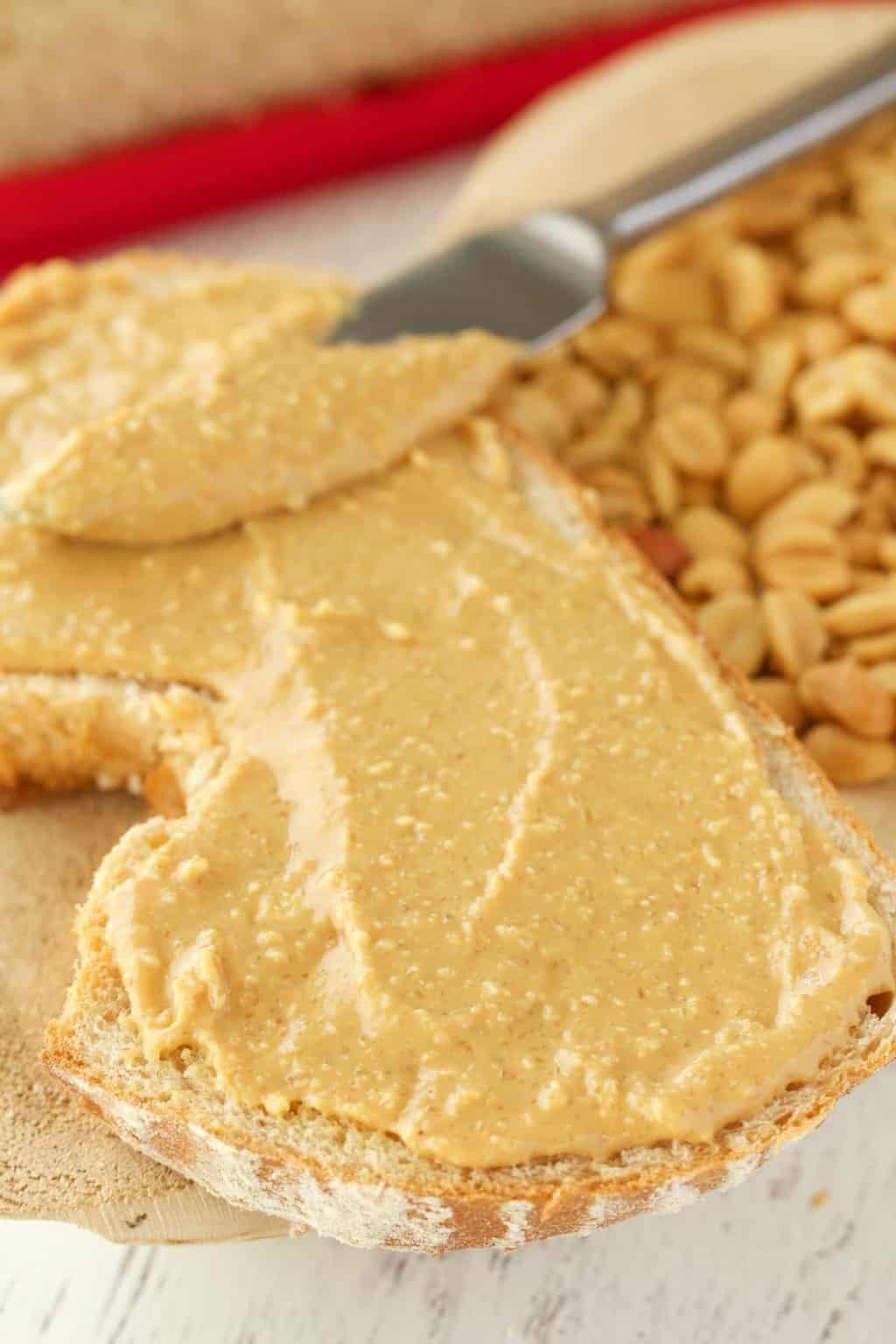 Homemade Peanut Butter Loving It Vegan