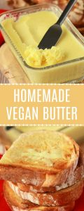 Homemade Vegan Butter