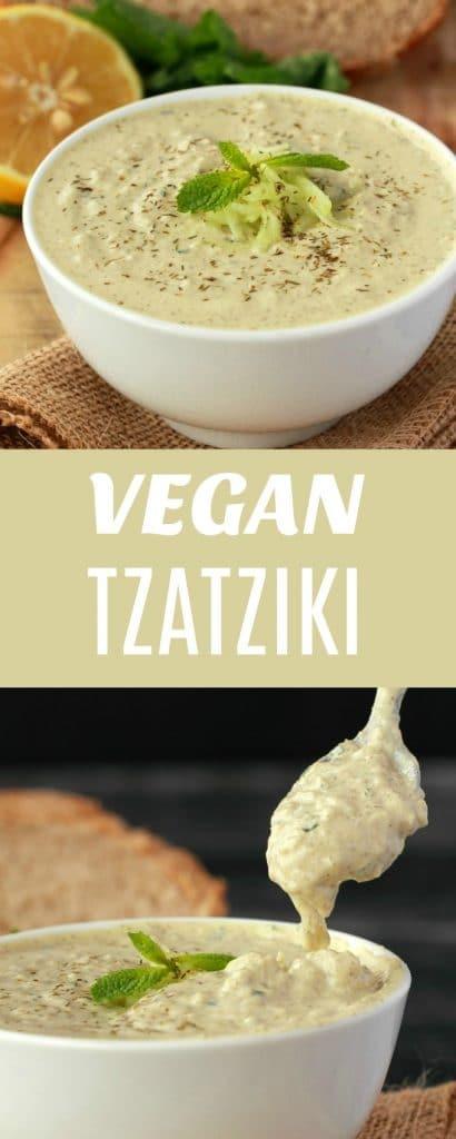 Vegan Tzatziki