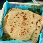 Vegan Naan – Super Easy, Soft and Fluffy!
