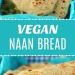 Vegan Naan
