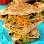 Vegan Quesadillas – Easy, Cheesy and Delicious!