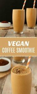 Vegan Coffee Smoothie