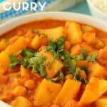 Vegan Potato Curry