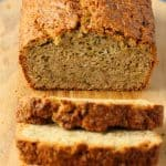 Vegan Zucchini Bread, Fluffy and Perfectly Moist