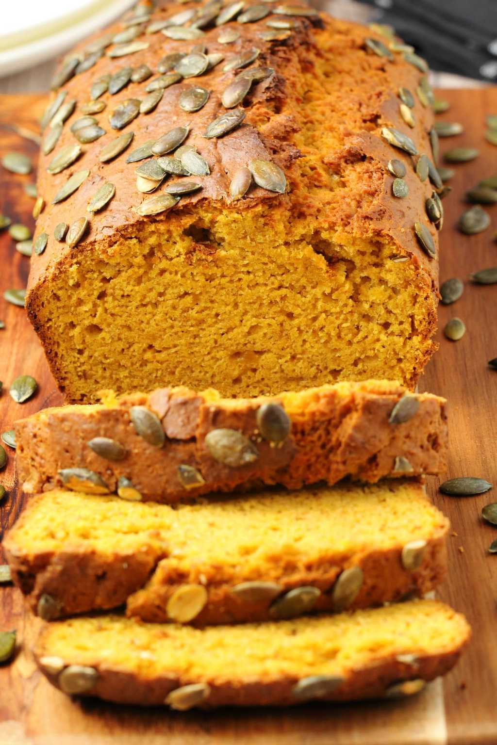 The Best Vegan Pumpkin Bread Loving It Vegan