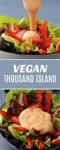 Vegan Thousand Island