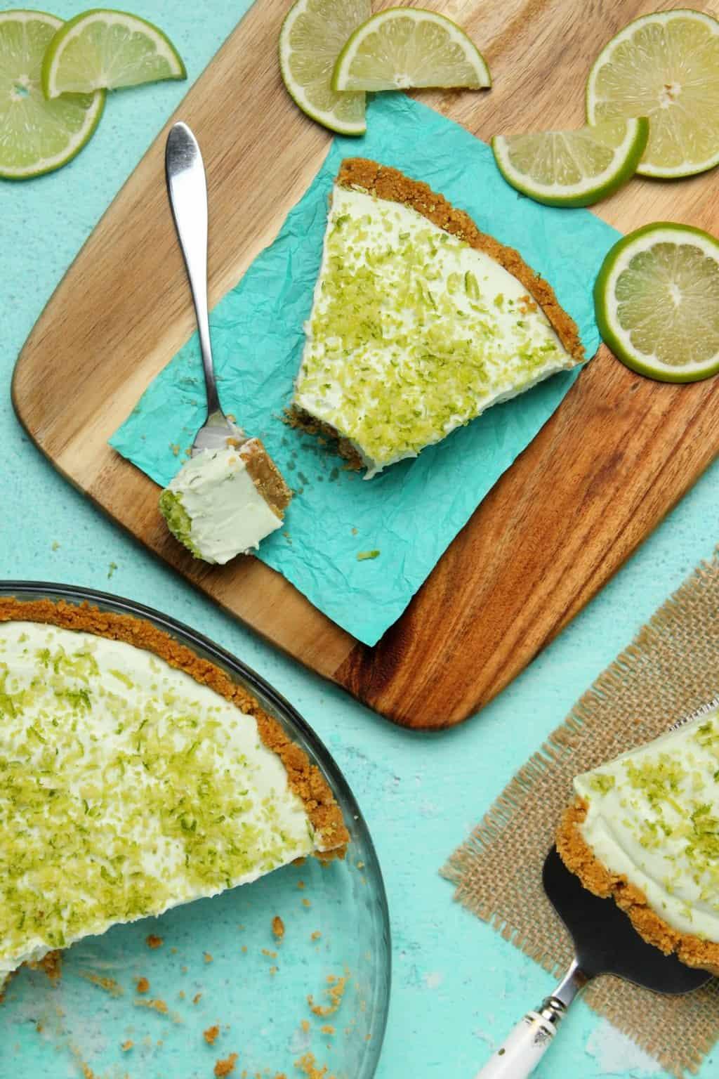 Vegan Key Lime Pie Loving It Vegan