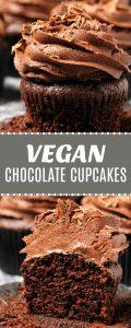Classic Vegan Chocolate Cupcakes Recipe