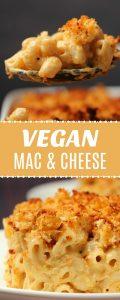 Baked Vegan Mac and Cheese