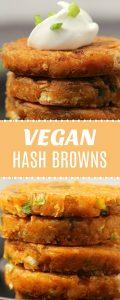 Vegan hash browns