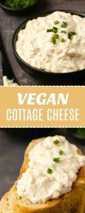 Vegan Cottage Cheese