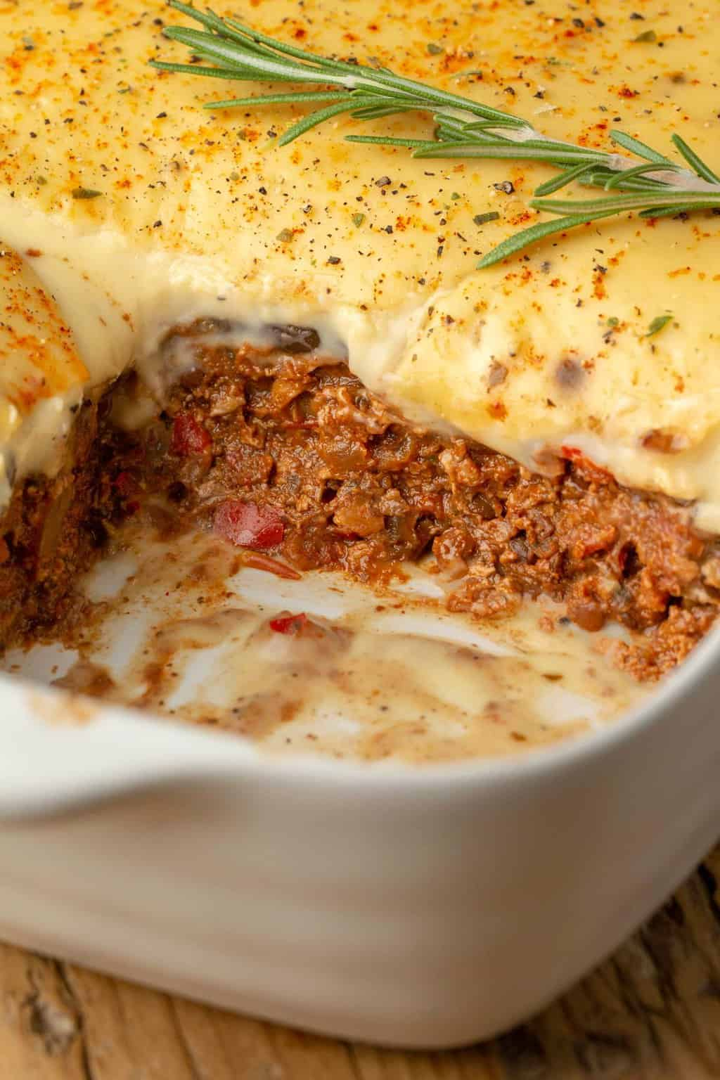 The Best Vegan Moussaka