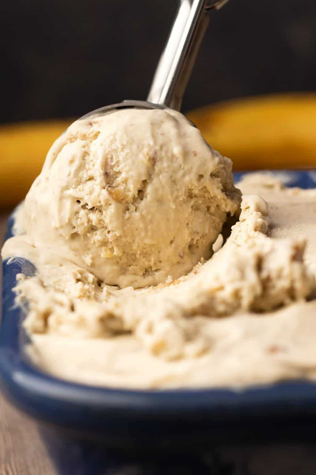 Vegan Banana Ice Cream