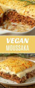 Vegan Moussaka