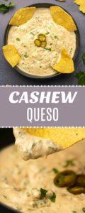 Cashew Queso