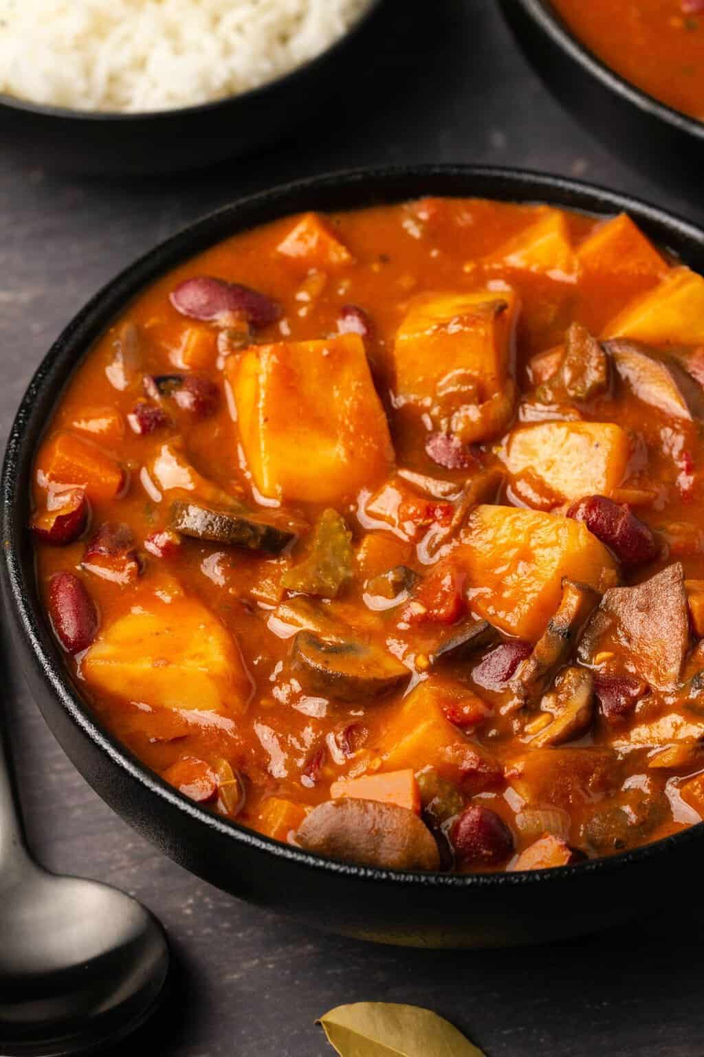 Vegan Stew (Simple and Hearty!)
