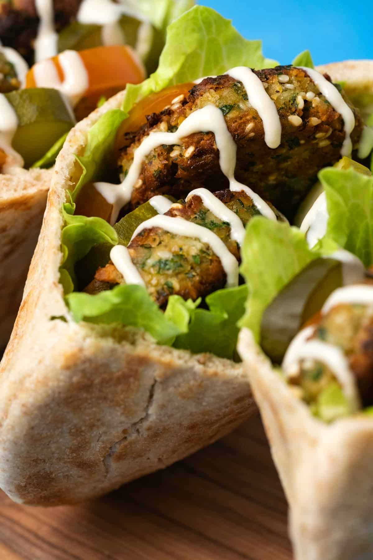 Vegan Falafel Loving It Vegan