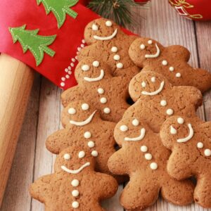 Vegan gingerbread cookies category image christmas