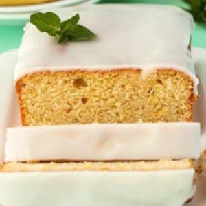 Vegan lemon pound cake category image father's day