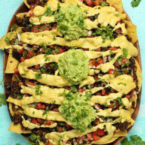 Vegan nachos category image Veganuary